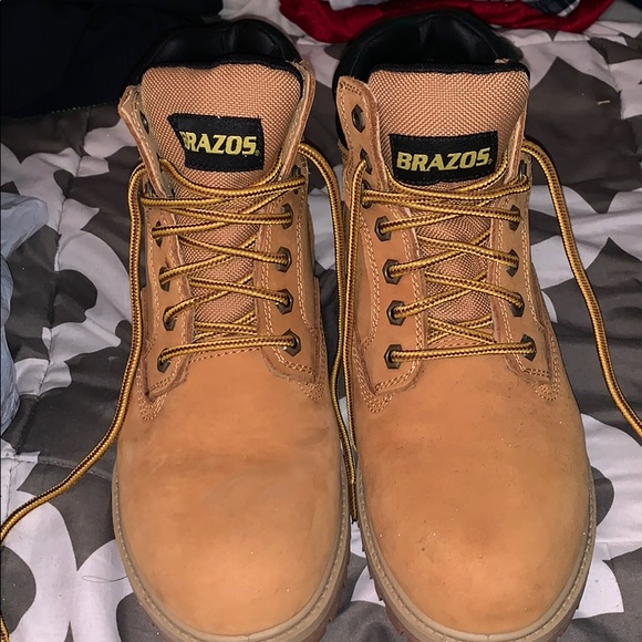 brazos Shoes   Brazos Water Proof Boots